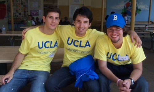 UCLA Volunteers