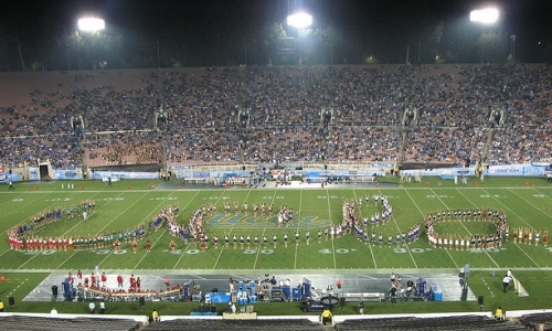 UCLA Football Game